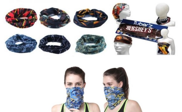 Tube Bandana / Snood